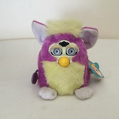 Furby original 1999 with tag very talkative