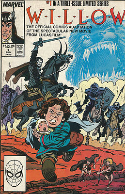 Comics US Willow #1 August 1988
