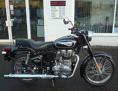 Royal Enfield Bullet Motorcycle 499cc 500 EFI ABS Model New & Unregistered