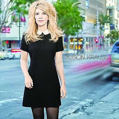 ALISON KRAUSS 'WINDY CITY' VINYL LP (3rd March 2017)