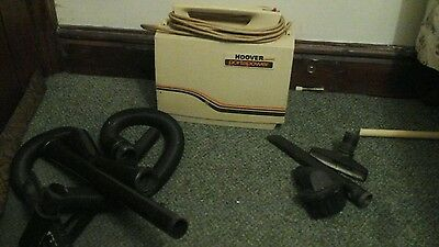Vaccum cleaner antique vintage HOOVER PORTAPOWER Model S1126 800W