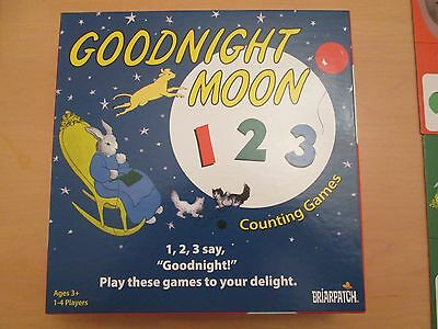 Childs Game Goodnight Moon 1 2 3 Counting Games Ages 3+