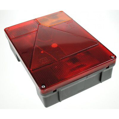 Radex 5 Function Trailer Right Hand Radex 6800 Rear Combination Lamp MP805R