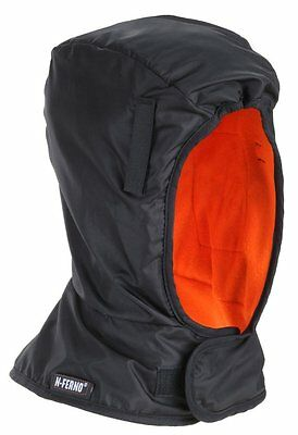Ergodyne N-Ferno 6842 Thermal Hard Hat Winter Liner, Black