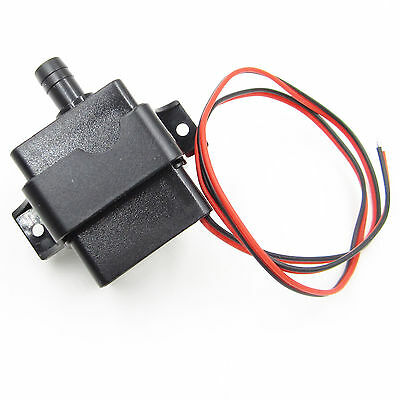 12V DC 3M CPU Cooling CAR Brushless Water Oil Pump Waterproof Submersible