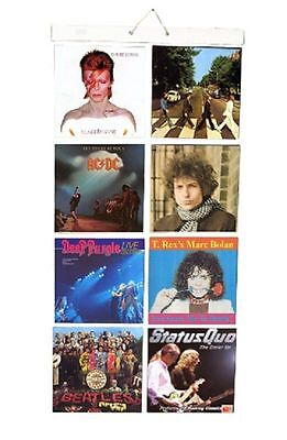 Picture Pockets for LP Records Wall Frame Vinyl Covers