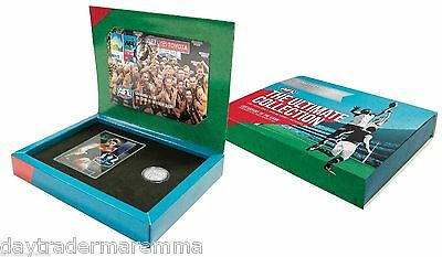 2015 AFL Ultimate Collection Hawks grand final commemorative sealed box #045