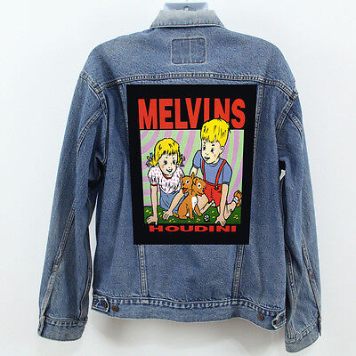 Melvins Houdini High Quality Print Backpatch