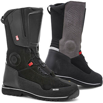 Rev'it! Discovery OutDry Waterproof WP Touring Motorcycle Boots | Rev it Revit