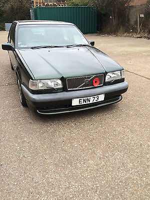 Px/swap Volvo 850 T5R Auto Very  Rare Only 500 In Emerald Green