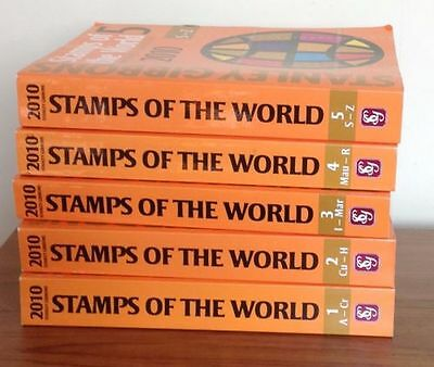Stanley Gibbons - Stamps of the World 2010 - MAKE AN OFFER