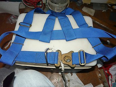 Saefty Harness & Tether Sailing Yacht Boat