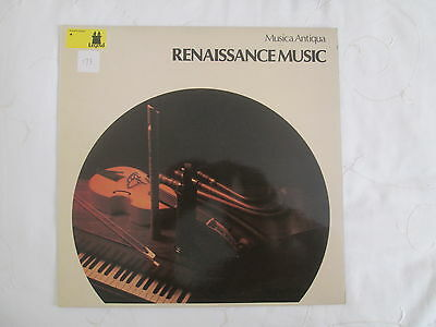 LGD 025 Renaissance Music by Musica Antiqua
