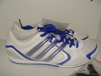 Youth Adidas Arriba Xj Sprint Track Running Spike Shoes Size 4 Nwb