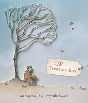 The Treasure Box by Margaret Wild Paperback Book Free Shipping!