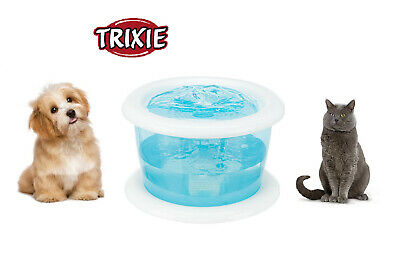 Trixie Bubble Stream 3 Ltr Dog Or Cat Automatic Water Drinking Fountain 24464