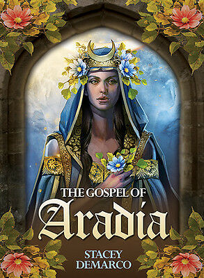 NEW The Gospel of Aradia Oracle Cards Deck Stacey Demarco Jimmy Manton