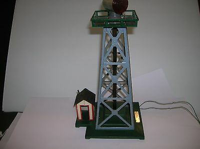 """American Flyer """" Rotary Beacon"""" 769A? working , no box lot # 10175"""