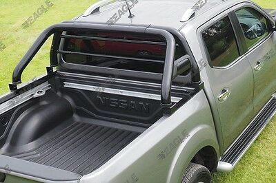 Toyota Hilux Roll Bar 2005-2016 Styling Bar Roll Bar - Fits with Tonneau Covers
