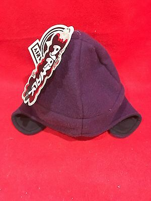 Nos Vintage Airwalk Fleece Hat With Stickers Attached Bmx Freestyle Racing