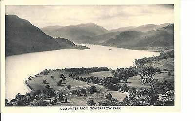 Ullswater early postcard