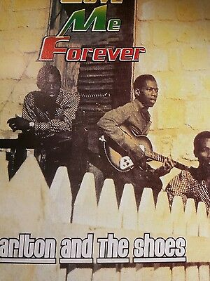Love Me Forever Carlton And The Shoes Lp (New)