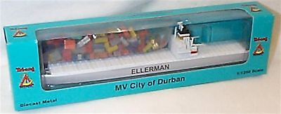 Triang Ships 1-1200 Ellerman Container Ship mib