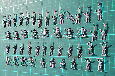 Esci: 46 World War Two Russian Infantry, Heavy Weapons and Supporting Infantry