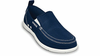 Crocs Mens Walu Loafer Shoe