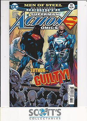 Action Comics  #971  New  (Bagged & Boarded) Freepost