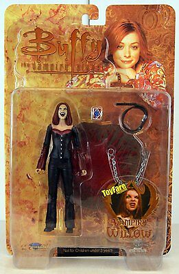 Buffy's Vampire Willow Action Figure