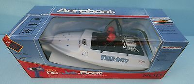 Radio Controlled boats NQD Tear Into RC Jet Boat