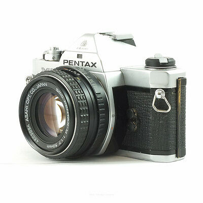 Exc+ Pentax MX w/ 50mm f/1.7  // West Yorkshire Cameras