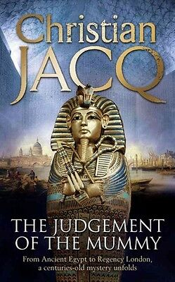Judgement of the Mummy by Christian Jacq Paperback Book
