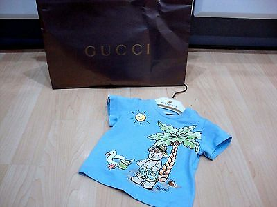 Gorgeous Gucci T-Shirt Age 3/6 Mnths