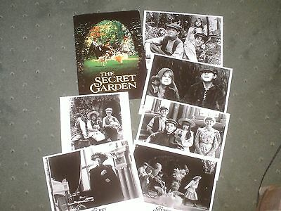 The Secret Garden-Press Pack/photos/andrew Knott/kate Maberly/maggie Smith
