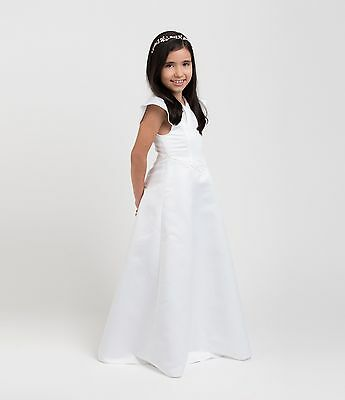 First Holy Communion Crystal Dress