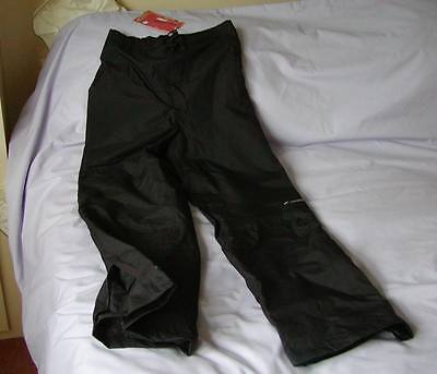 Mountain Life Rain Kid's Overtrousers - Black - 13/14 - new with tags