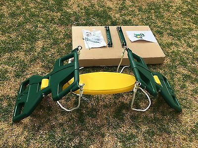 Brand New Space glider for summit Play Set Swing For Two