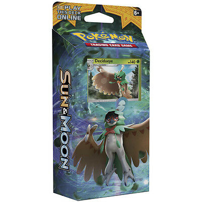 Pokemon Sun & Moon Forest Shadow Theme Deck New Sealed TCG