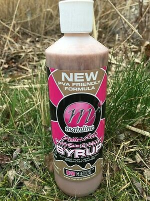 Mainline Active Ade Particle & Pellet Syrup - New Grange