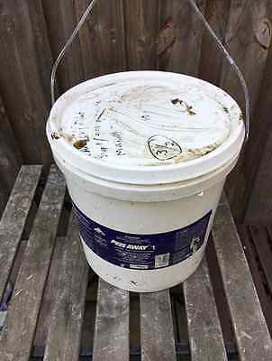 1/3 large tub of Peel Away Paint Removal System
