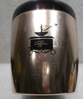 Vintage West Bend  Canister Coffee