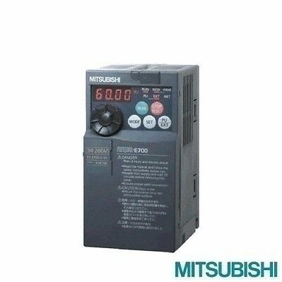 NEW!! Mitsubishi Electric Inverter FR-E720-0.2K 0.2KW From Japan!!