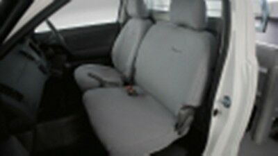 Hilux 60/40 Front Canvas Seat Covers- Genuine