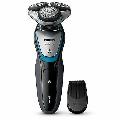 Philips AquaTouch Series 5000 Wet/Dry Rech. Shaver - 1 LED