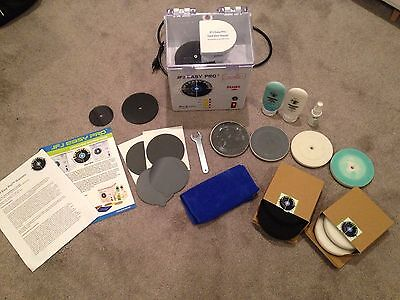 JFJ Easy Pro - CD/DVD/BluRay Repair Machine With Extras Gamecube - Works Great!