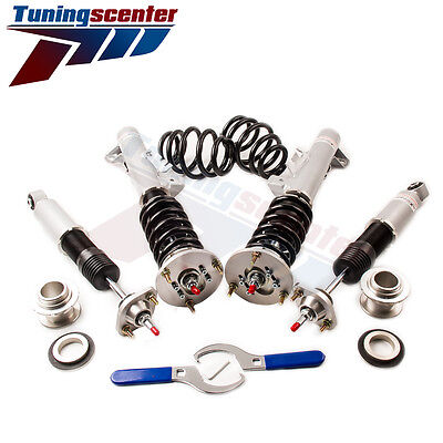 Coilover For BMW E36 3Series Adj. Dampers&height Coilovers Suspensión 92-97 gray