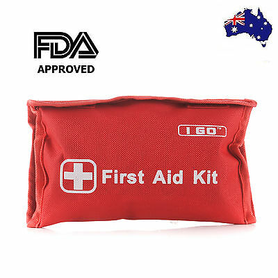 89-Piece Compact Mini  First Aid Kit for Car, Home, Work, Sports