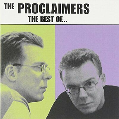 The Best of The Proclaimers -  CD 84VG The Cheap Fast Free Post The Cheap Fast